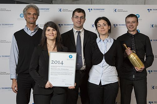 Pionierpreis 2014 - Medyria