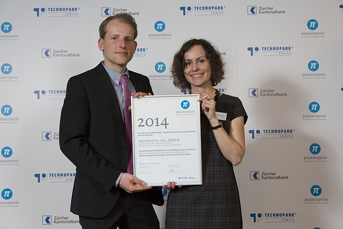 Pionierpreis 2014 - Monolitix