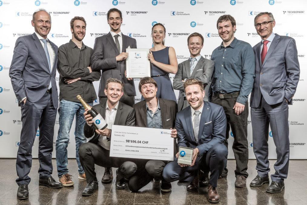 Gewinner 2018 Scewo AG