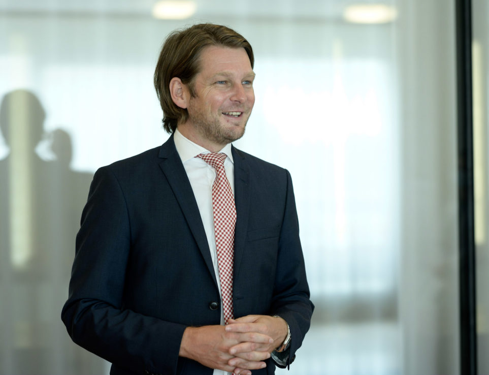Fabian Bamert: Teamleiter Start-up Finance